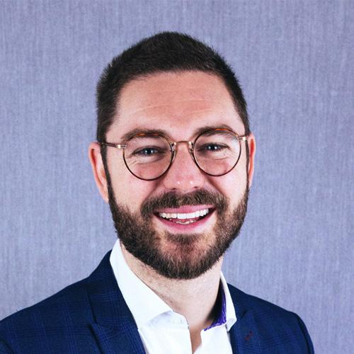 Benjamin Völlinger Leiter des Arbeitskreises (Wirtschaftsjunioren Karlsruhe)